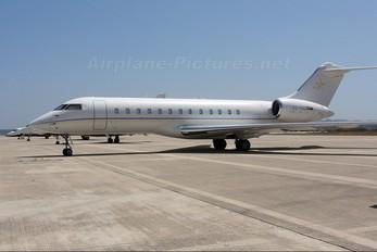 EC-IUQ - Sky Service Aviation Bombardier BD-700 Global Express
