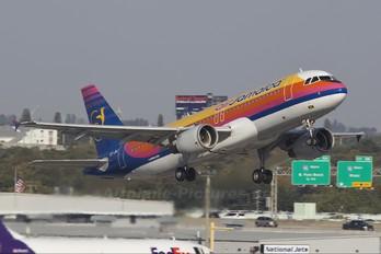 6Y-JAI - Air Jamaica Airbus A320