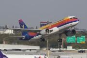 6Y-JAI - Air Jamaica Airbus A320 aircraft