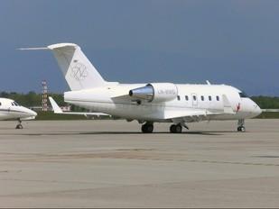 LN-BWG - Sundt Air Canadair CL-600 Challenger 604
