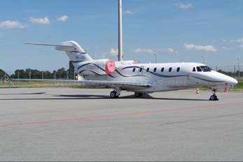 HB-JGU - Private Cessna 750 Citation X