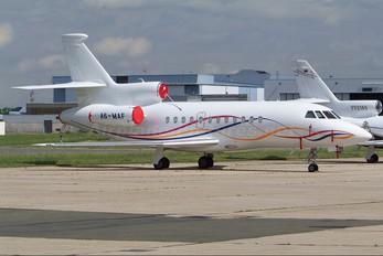 A6-MAF - Private Dassault Falcon 7X