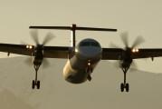 OE-LGG - Austrian Airlines/Arrows/Tyrolean de Havilland Canada DHC-8-400Q / Bombardier Q400 aircraft