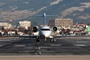 HB-JFZ - Private Canadair CL-600 Challenger 604 aircraft