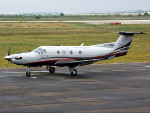OE-EMC - Private Pilatus PC-12