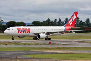 PT-MVH - TAM Airbus A330-200