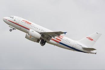 PR-MBW - TAM Airbus A319