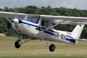 OK-IKH - Aeroklub Czech Republic Cessna 152