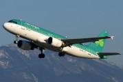 EI-DEJ - Aer Lingus Airbus A320 aircraft