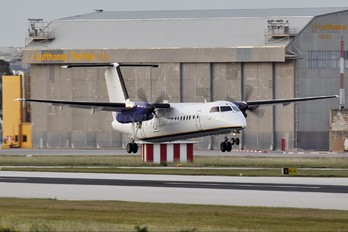 9H-AFD - Medavia de Havilland Canada DHC-8-300Q Dash 8