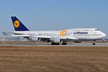D-ABVH - Lufthansa Boeing 747-400