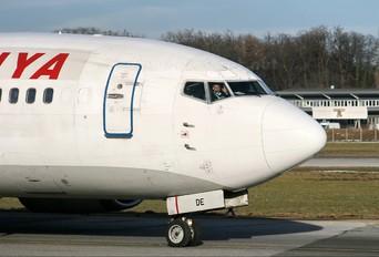 EI-CDE - Rossiya Boeing 737-500
