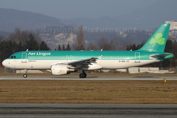 EI-DEN - Aer Lingus Airbus A320