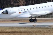 D-ACPG - Lufthansa Regional - CityLine Canadair CL-600 CRJ-701 aircraft