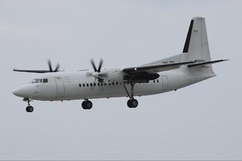 PH-JXN - Denim Air Fokker 50