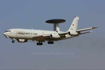 LX-N90448 - NATO Boeing E-3A Sentry