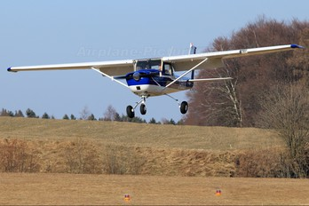 D-EBLK - Private Cessna 150