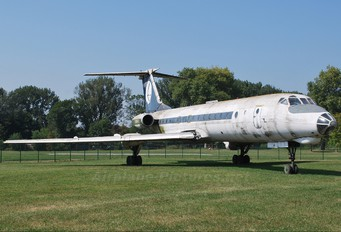 SP-LHB - LOT - Polish Airlines Tupolev Tu-134A