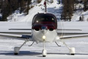 S5-DJW - Private Cirrus SR22 aircraft