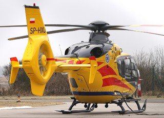 SP-HXU - Polish Medical Air Rescue - Lotnicze Pogotowie Ratunkowe Eurocopter EC135 (all models)