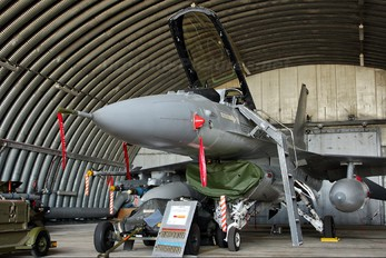 E-203 - Denmark - Air Force General Dynamics F-16A Fighting Falcon