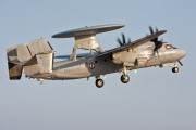2 - France - Navy Grumman E-2C Hawkeye aircraft