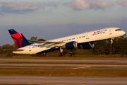 N704X - Delta Air Lines Boeing 757-200 aircraft