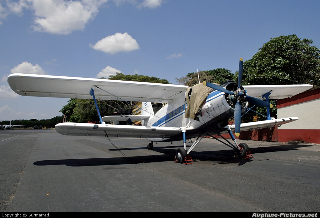 Nicaragua - Air Force FAN79 aircraft at Managua - Augusto C. Sandino Intl