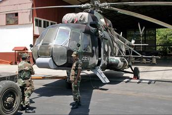 FAN330 - Nicaragua - Air Force Mil Mi-17