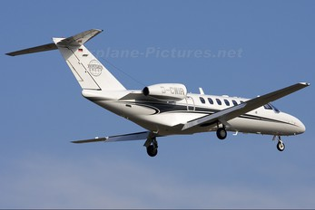 D-CWIR - Private Cessna 525B Citation CJ3