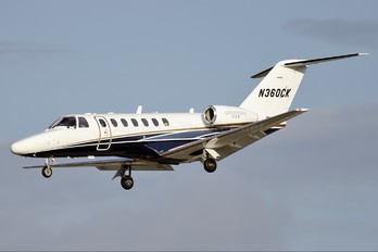N360CK - Private Cessna 525B Citation CJ3
