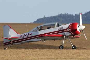 N791SP - Private Technoavia SP-91
