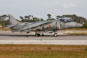 VA.1B-25 - Spain - Navy McDonnell Douglas EAV-8B Harrier II aircraft