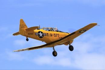 ZU-SAF - Private North American Harvard/Texan (AT-6, 16, SNJ series)