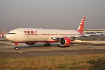 VT-ALJ - Air India Boeing 777-300ER