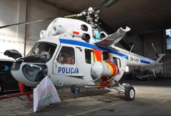 SN-04XP - Poland - Police Mil Mi-2