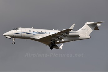 5A-UAA - Private Bombardier BD-100 Challenger 300 series