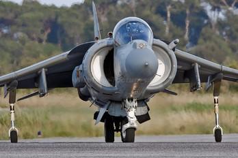 VA.1B-25 - Spain - Navy McDonnell Douglas EAV-8B Harrier II