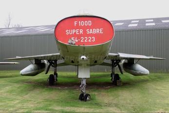 54-2223 - USA - Air Force North American F-100 Super Sabre