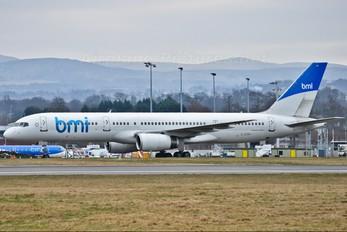 G-STRY - BMI British Midland Boeing 757-200