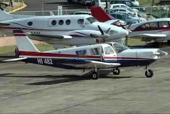 HI482 - Private Piper PA-32 Cherokee Six
