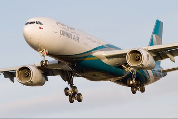 A4O-DB - Oman Air Airbus A330-300