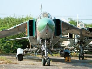 512 - Romania - Air Force Mikoyan-Gurevich MiG-23UB
