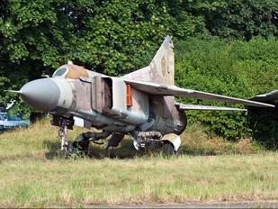174 - Romania - Air Force Mikoyan-Gurevich MiG-23MF