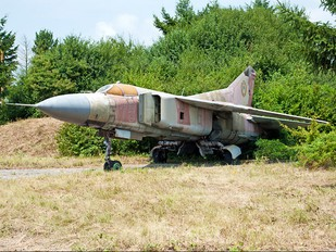175 - Romania - Air Force Mikoyan-Gurevich MiG-23MF