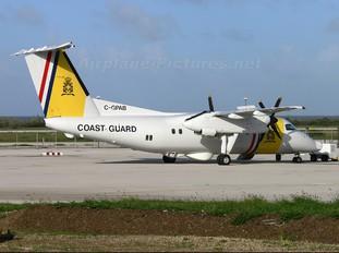 C-GPAB - Netherlands Antillies - Coast Guard de Havilland Canada DHC-8-100 Dash 8