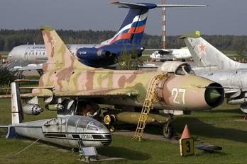 27 - Russia - Air Force Sukhoi Su-7BKL