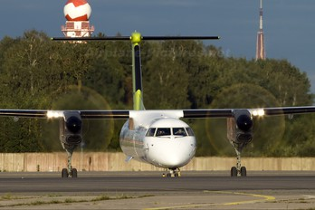 YL-BAE - Air Baltic de Havilland Canada DHC-8-400Q Dash 8