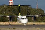 YL-BAE - Air Baltic de Havilland Canada DHC-8-400Q Dash 8 aircraft