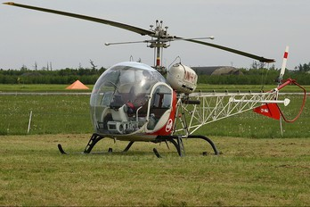 OY-HAJ - Uni-Fly Bell 47G